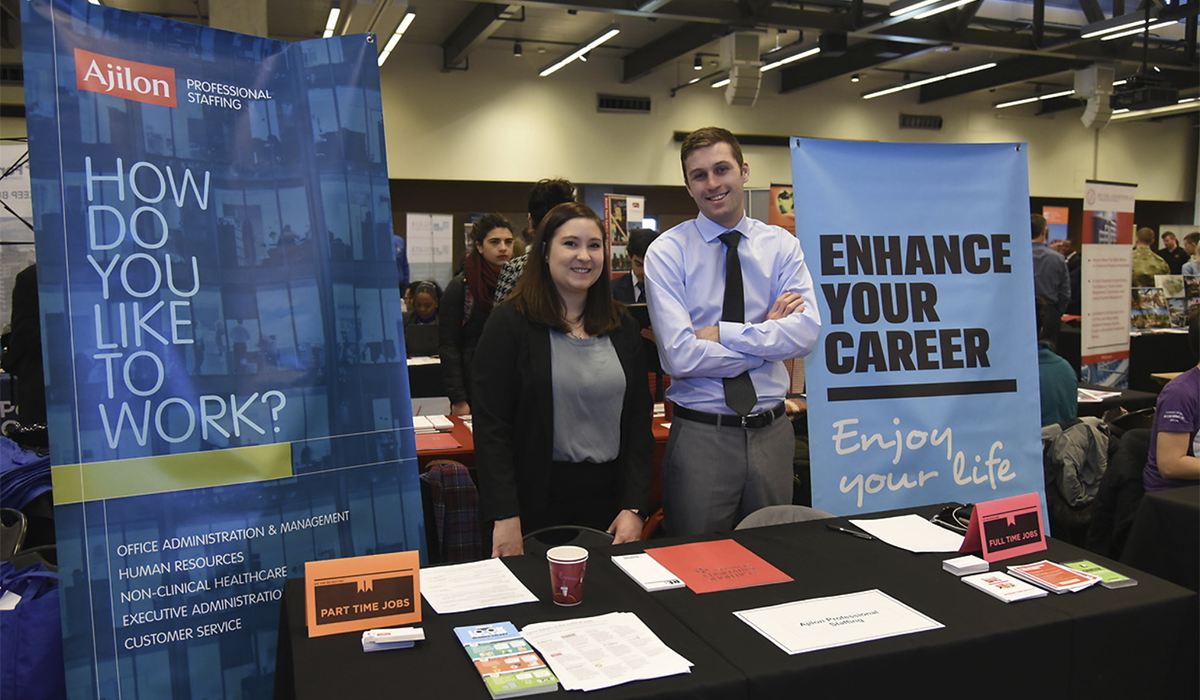 jobs and internships - center for academic and career success