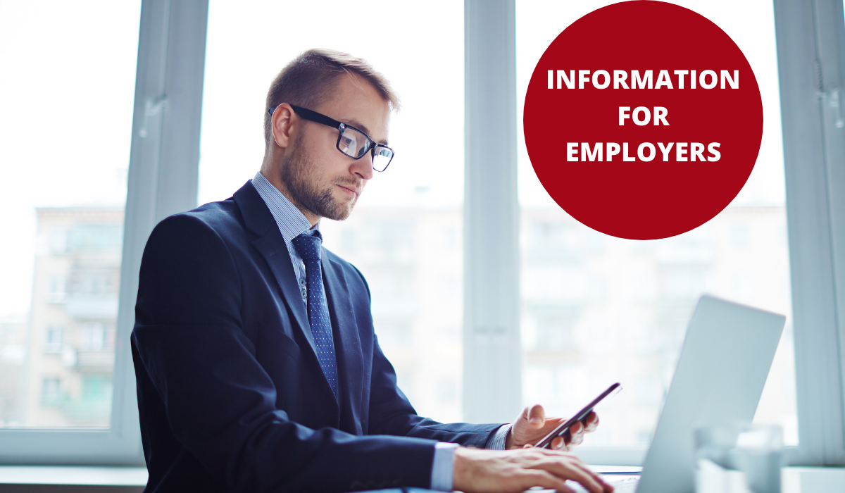 Info for Employers
